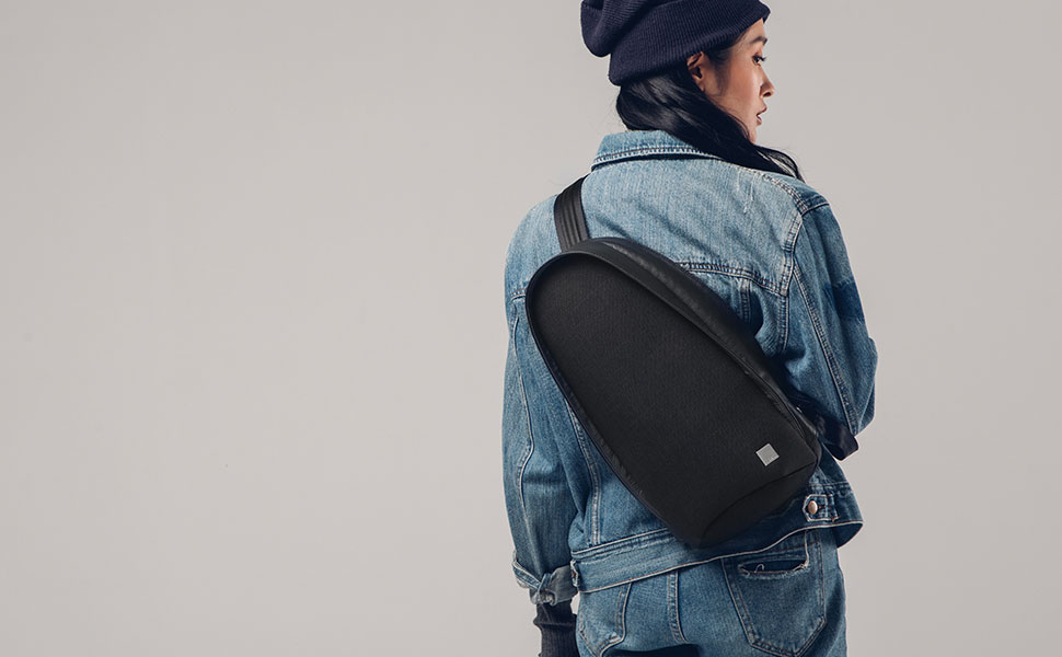 Designed for the minimalist traveler