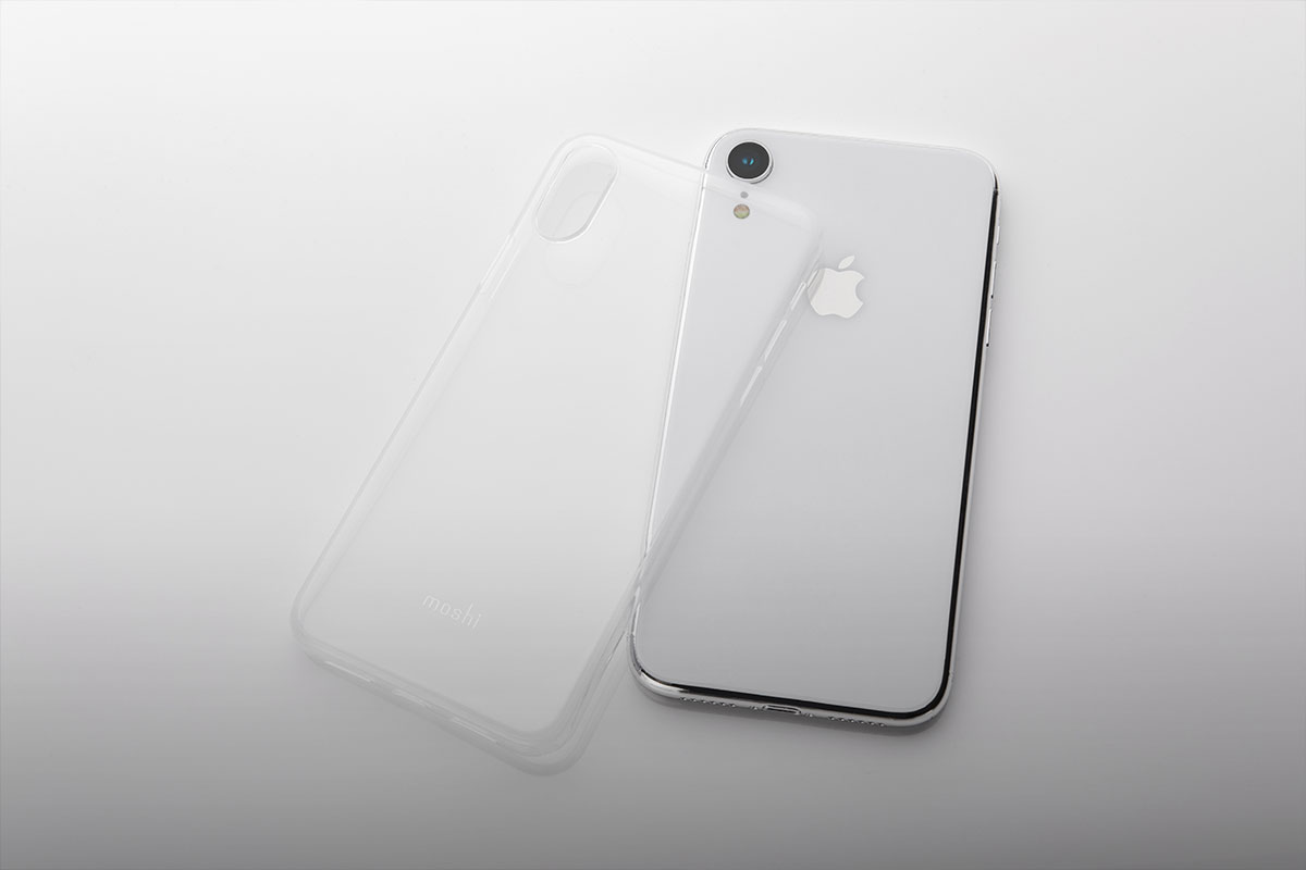 See-through case