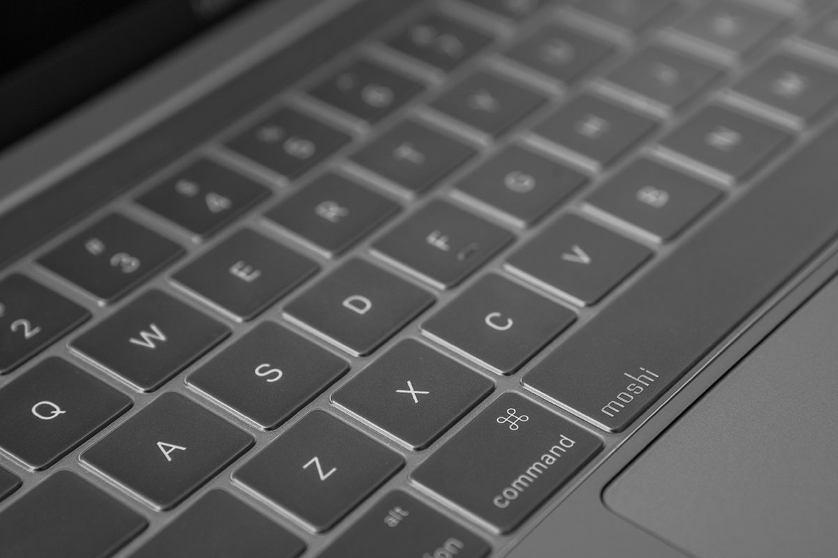 ClearGuard MB without Touch Bar