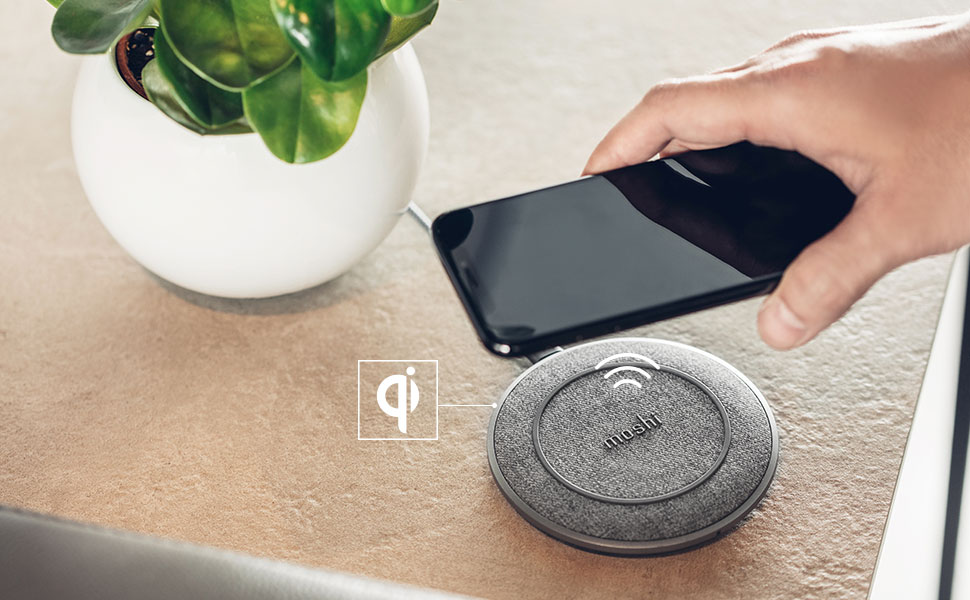 Certified Qi wireless charger