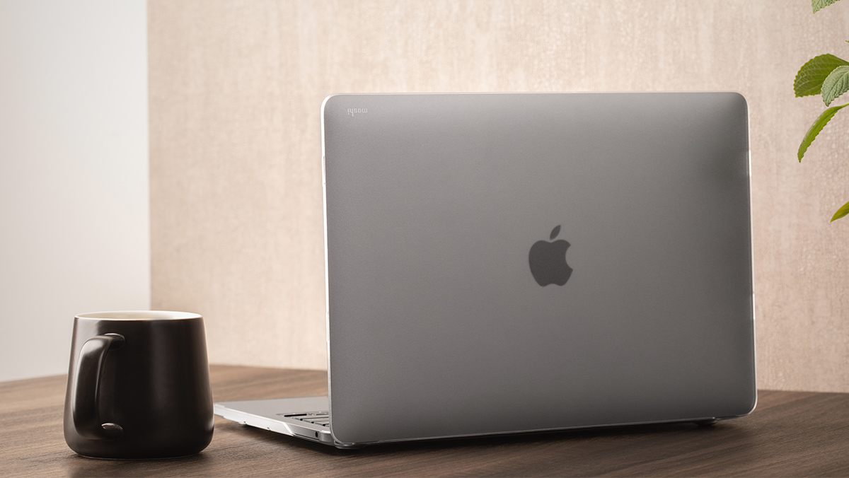 Ultra-slim, lightweight, and durable protection for your MacBook.