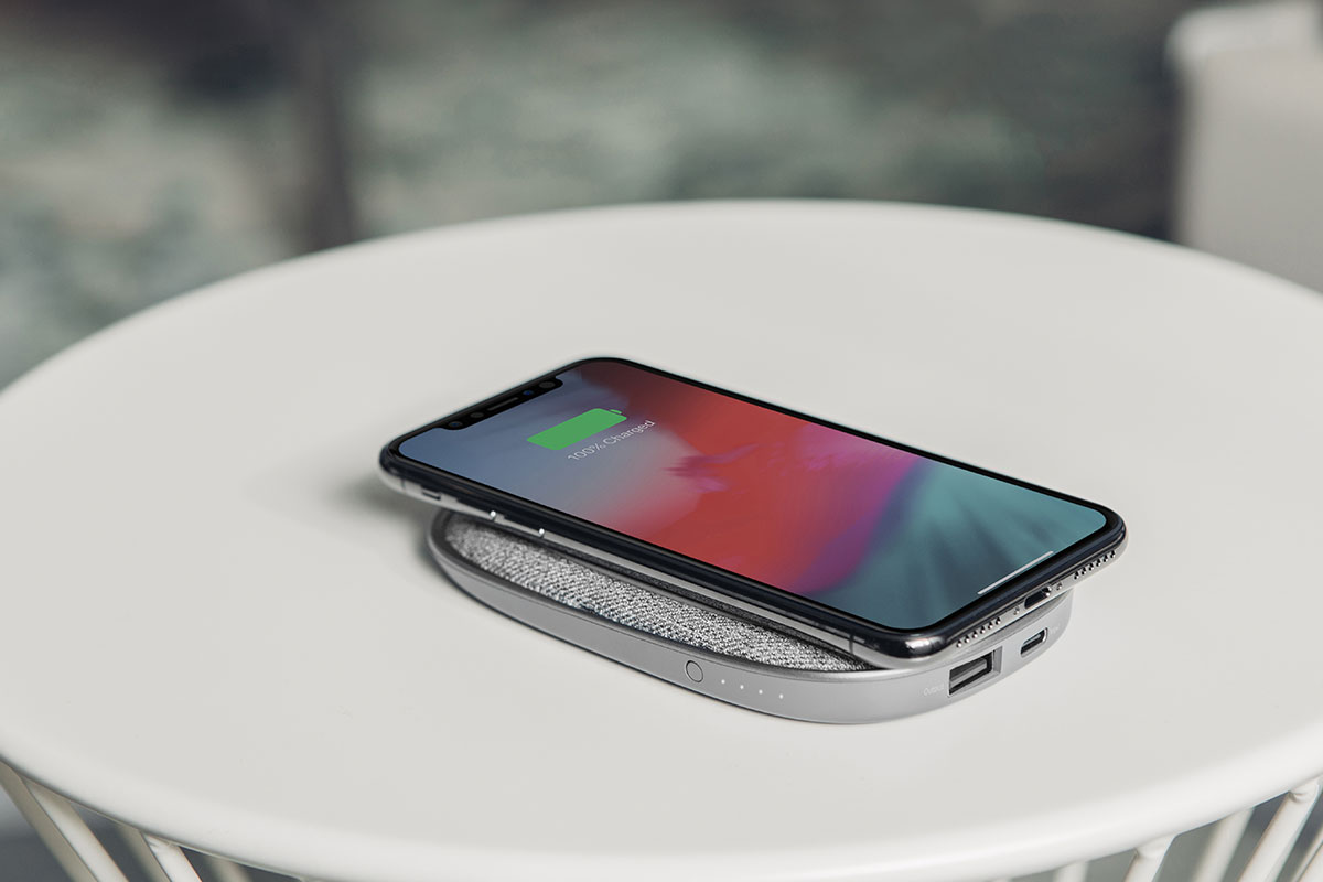 Wireless charging just got mobile