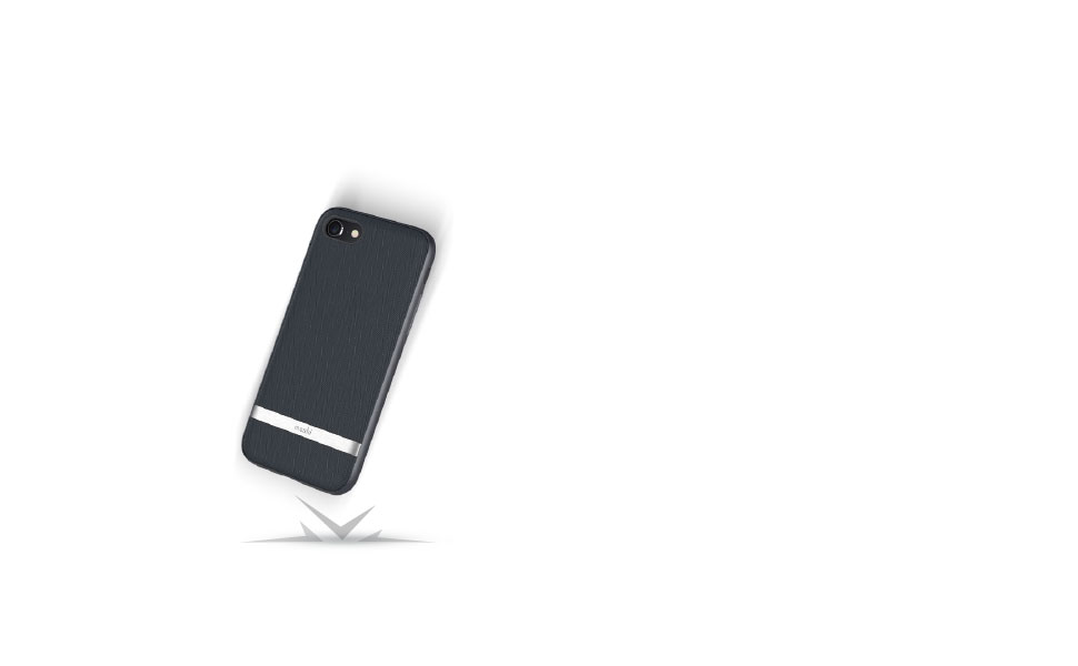 Vesta safeguards your Phone from drops, scratches, and shocks.
