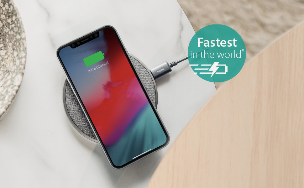 Fastest wireless charger in the world