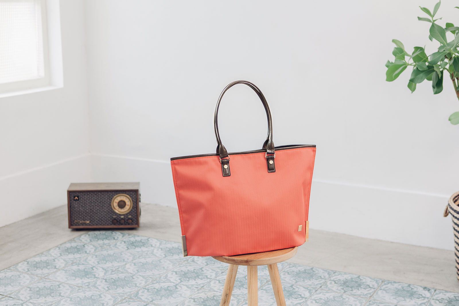 The go-to tote